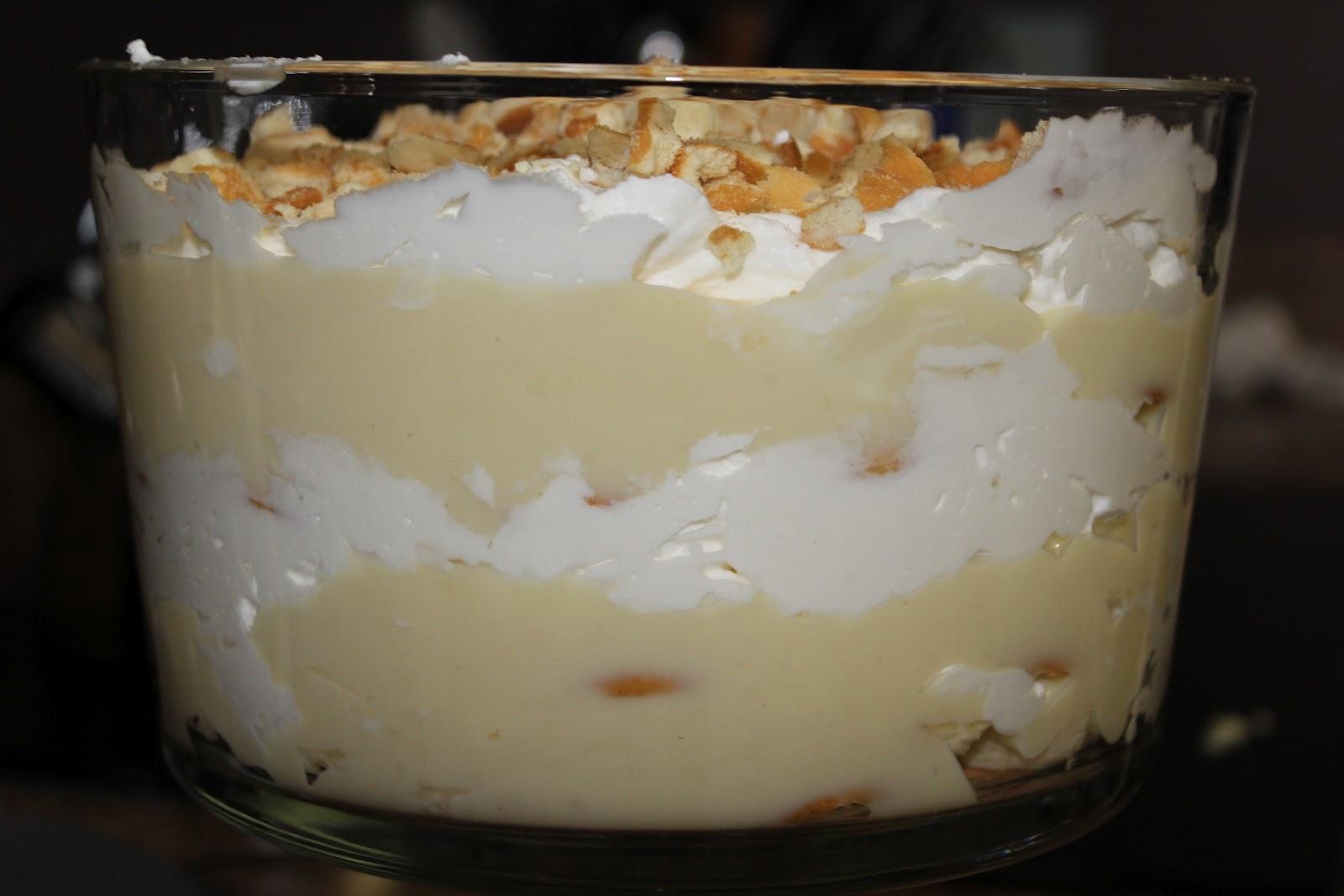 Homemade Banana Pudding 37