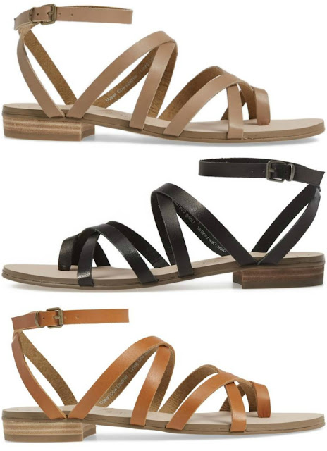 Sole Society (and Nordstrom?): Koko Flat Sandals to only $32 (reg $80)!