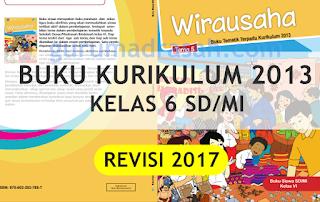 buku k13 kelas 6 sd/mi