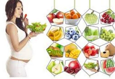 Nutrisi yang Wajib Dikonsumsi Ibu Hamil
