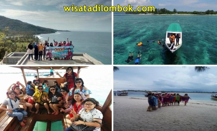 Wisata di Lombok hari Pertama