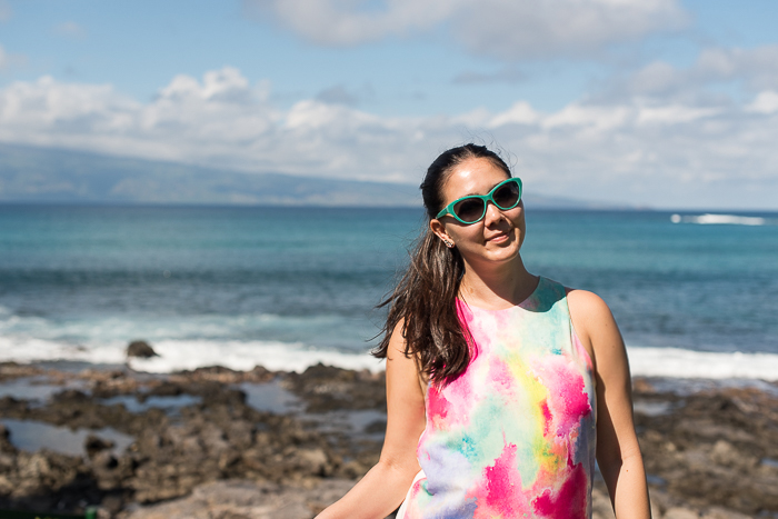 dress for Maui