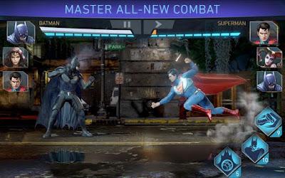 Injustice 2 MOD Apk v1.3.0 Gode Mode for