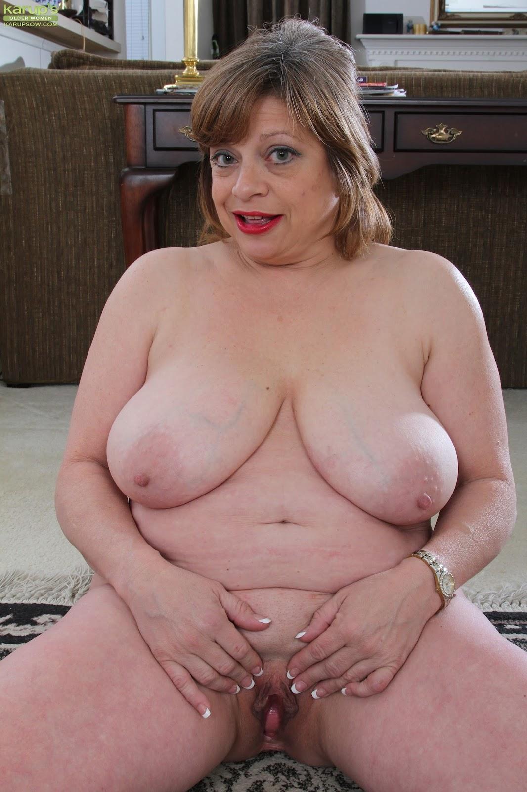Mature chubby women videos-9568