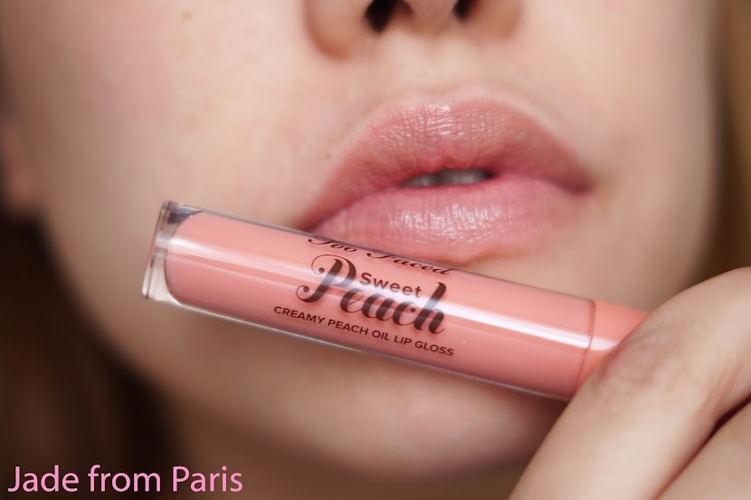 Jade from Paris: Too Faced nous fait voir la vie en (Sweet