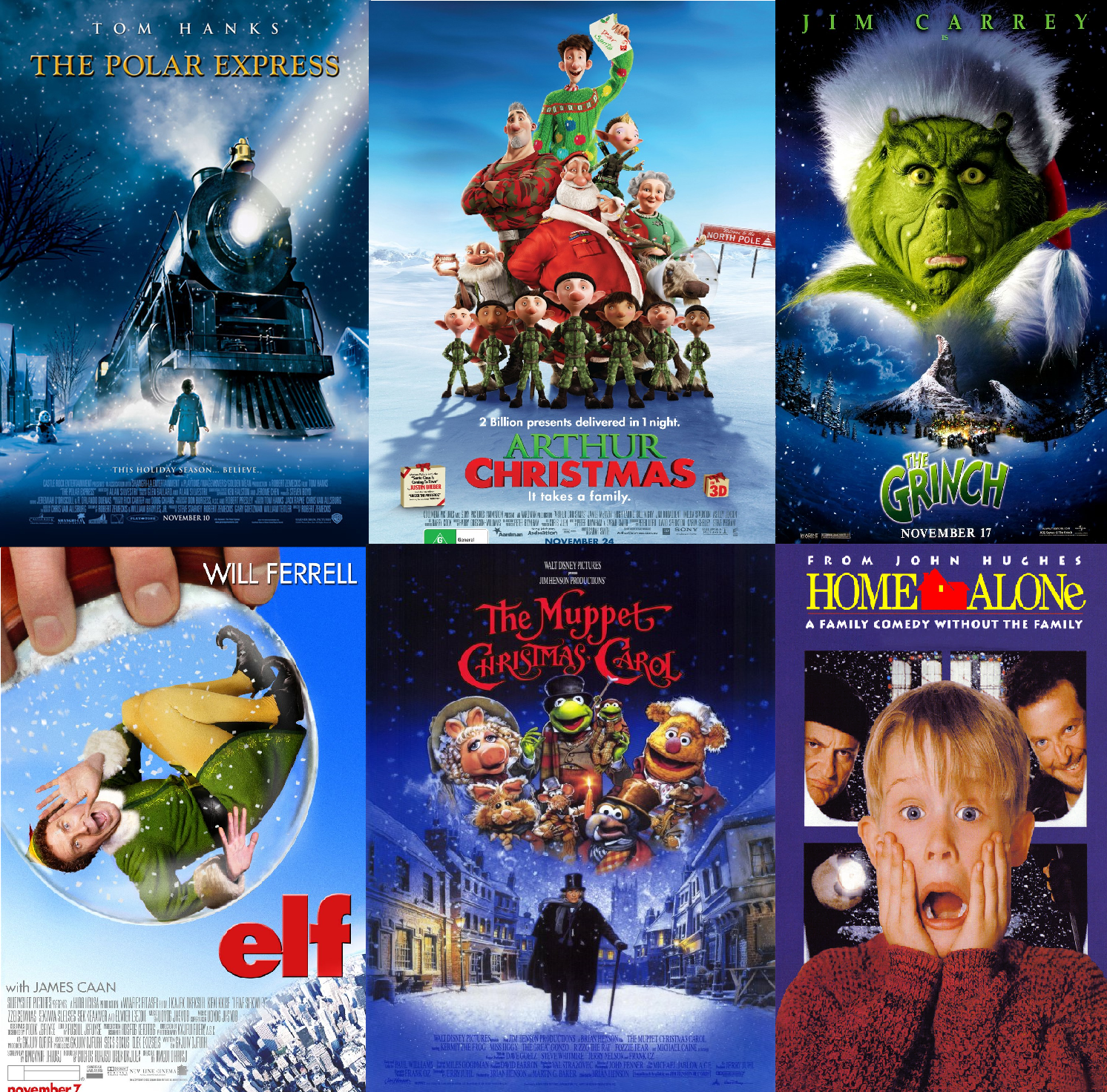 Lifestyle | Christmas Movies – What's Your  Favourite?