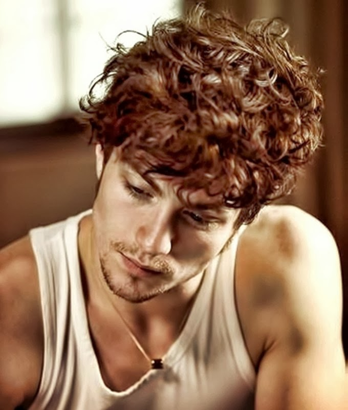 Styles for Men with Curly Hair - Haircuts for Men with Curly Hair