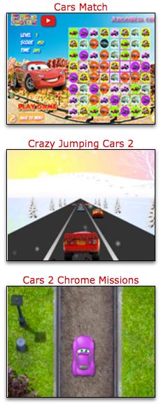 Juegos-Cars.com - La colección completa de juegos de Cars gratis