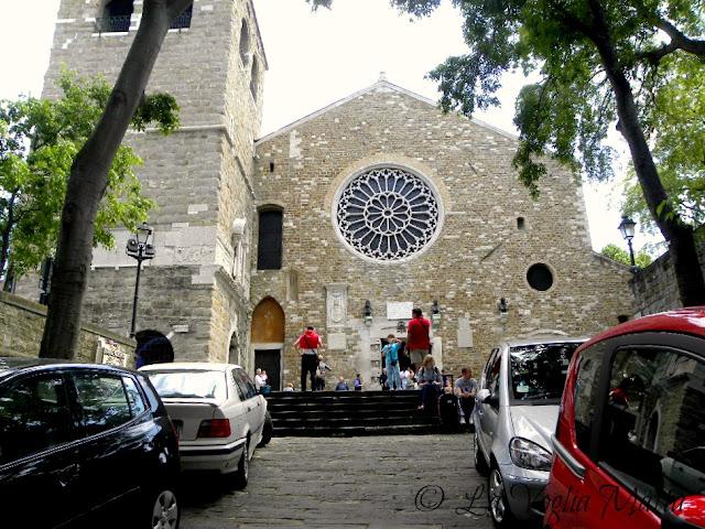 Cattedrale di San Giusto a Trieste