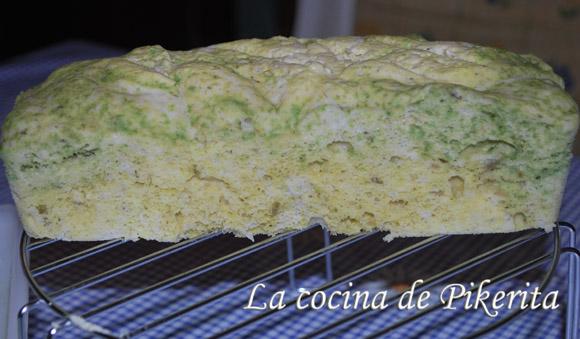 pan de alcachofas en microondas