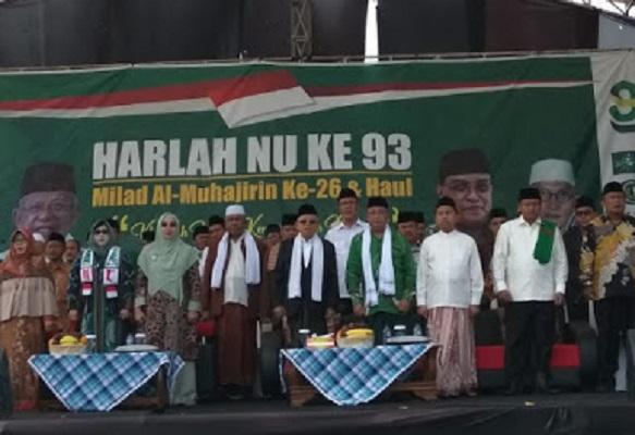 Wagub Jabar Hadiri Harlah NU ke-93 di Purwakarta