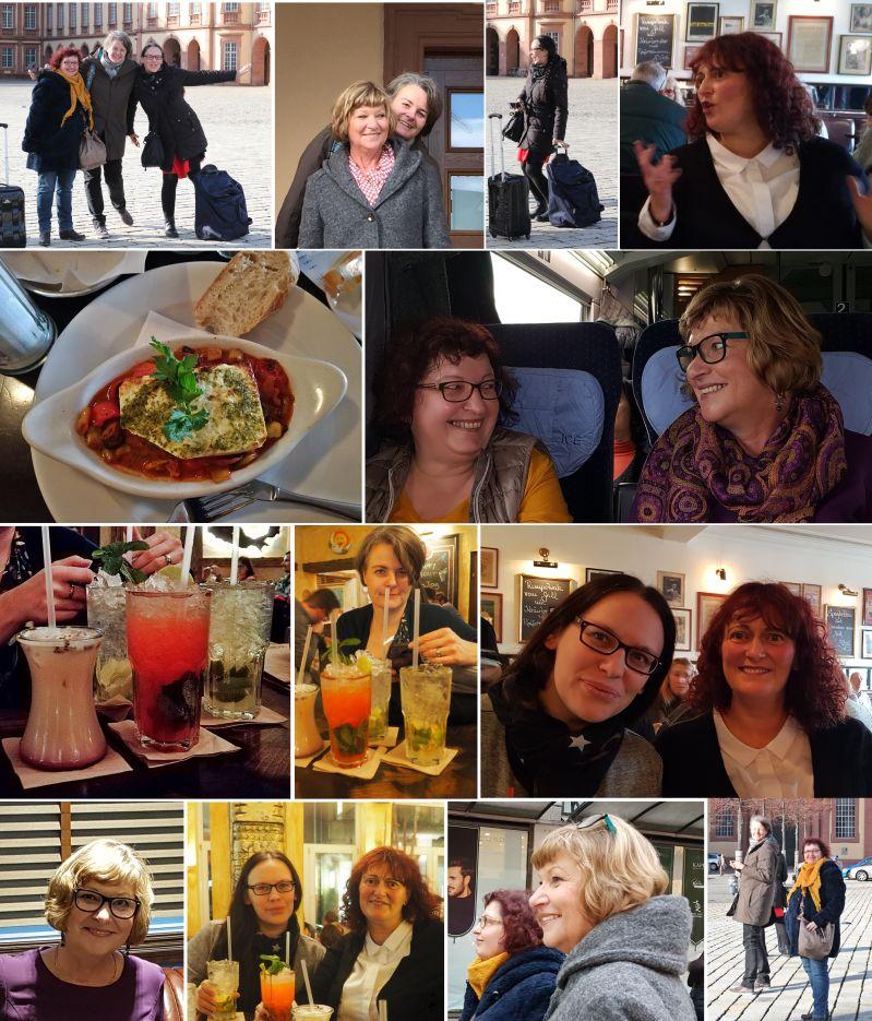 Schnappschüsse vom Bloggertreffen in Mannheim