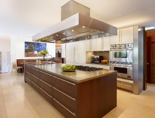 Modern Luxury Large Kitchen Designs