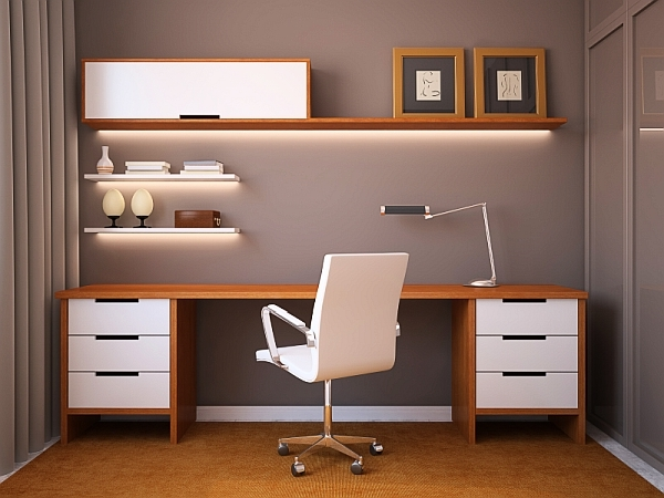 Home Office Furniture For Small Space - Architecture World