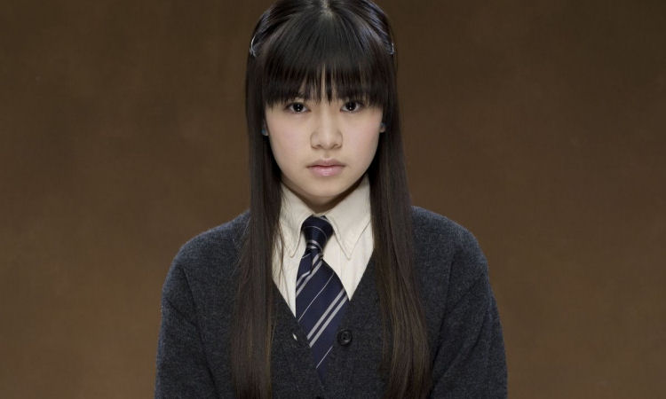 Katie Leung as Cho Chang in Harry Potter movies