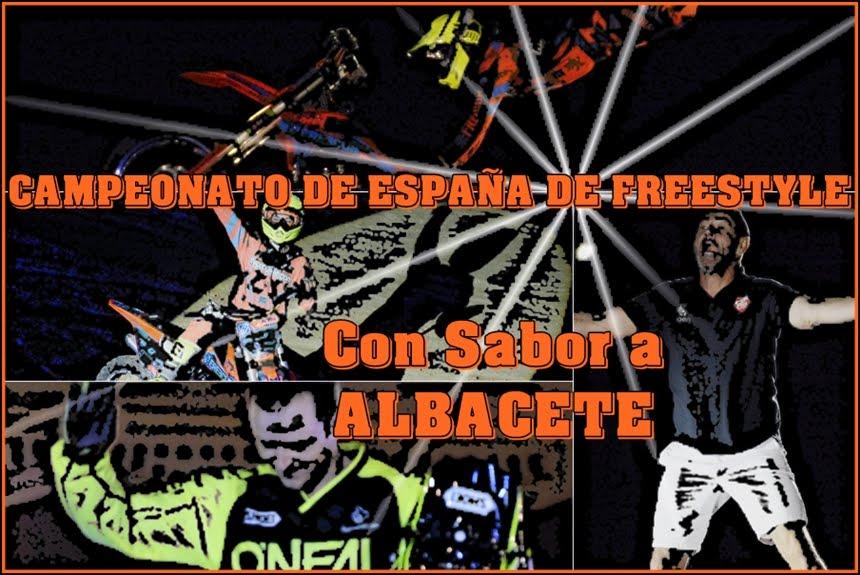 EL ALBACETEÑO MIKE MELERO CAMPEÓN DE LA NOCHE DE FREESTYLE