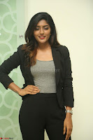 Actress Eesha Looks gorgeous in Blazer and T Shirt at Ami Tumi success meet ~  Exclusive 178.JPG