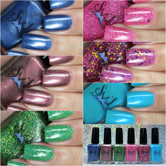 Smokey Mountain Lacquers - Neighborhoods of Nashville Collection
