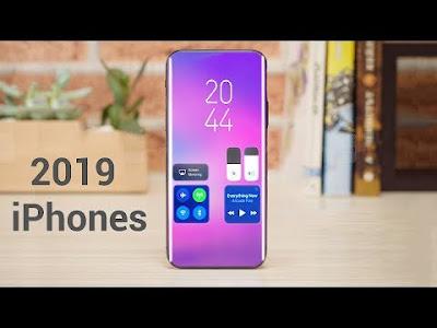 Apple iPhone 2019 - No Notch, All Screen Design, 99% Screen Ratio!
