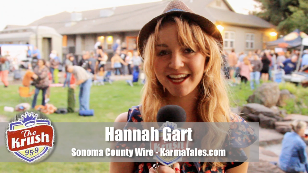 hannah gart on sonomacountywire