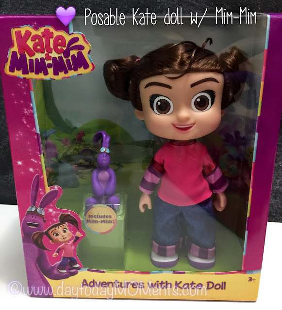 Kate & Mim-Mim doll