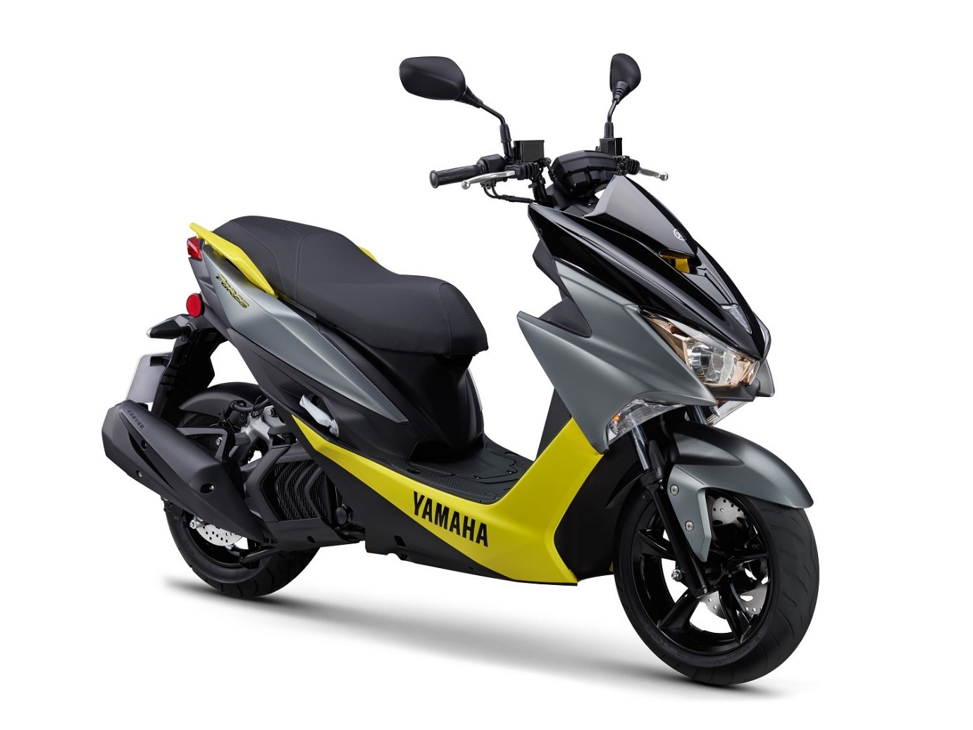 Yamaha Force Price
