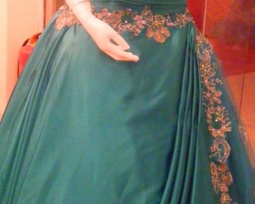 Model Baju Gaun Terbaru Brokat Kebaya Muslim Batik Pesta