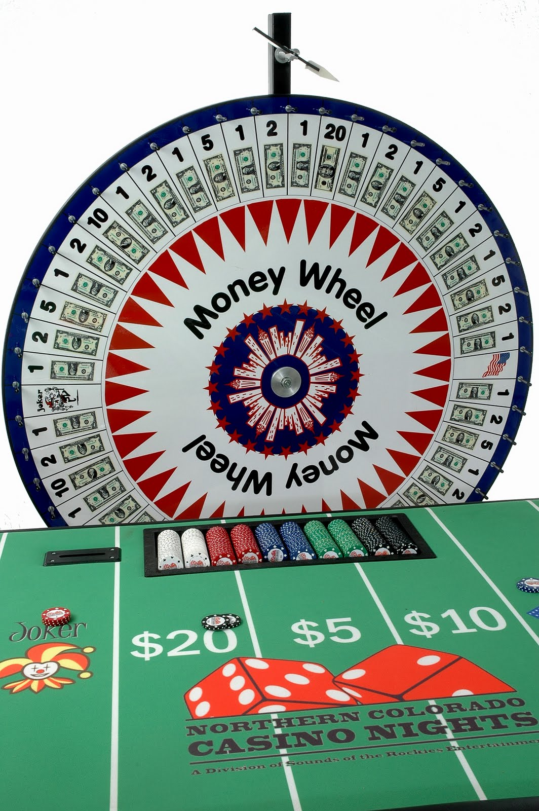 Money Wheel Online