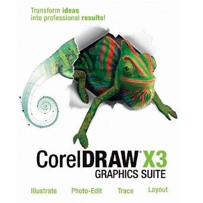 Corel DRAW X3 Graphic Suite Full Version Cracked Free Download