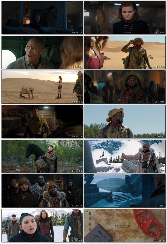 Jumanji The Next Level 2019 Dual Audio Hindi English Full Movie 480p 720p Download