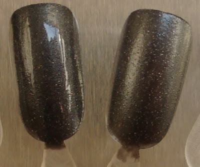 e.l.f. Nail Polish in Metal Madness swatches