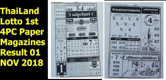 ThaiLand Lotto