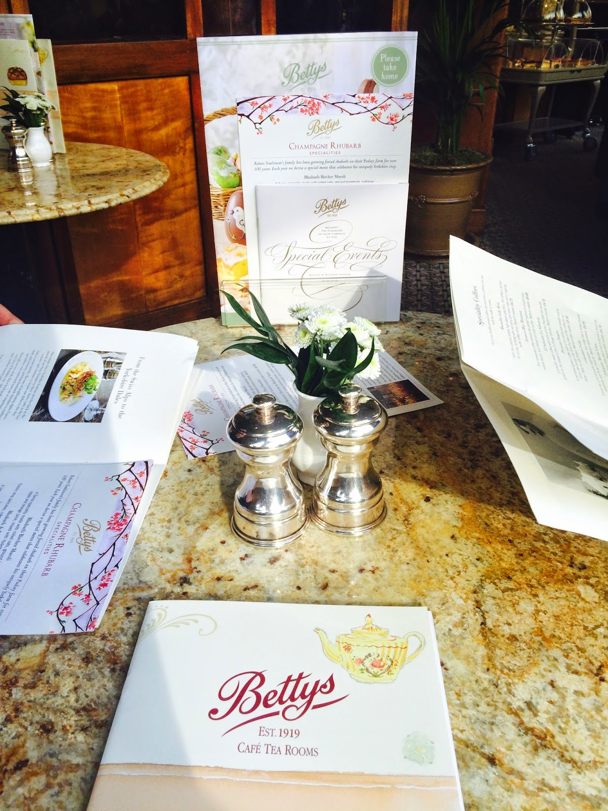 bettys afternoon tea the betty stamp
