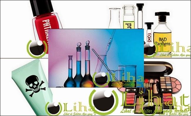 10 Bahan Kosmetik yang paling Mematikan