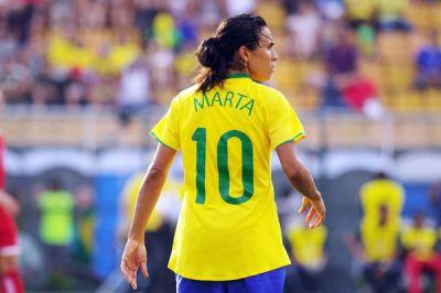 1485fb8d3b8c0 ProFut  Marta - Seleção Brasileira Feminina