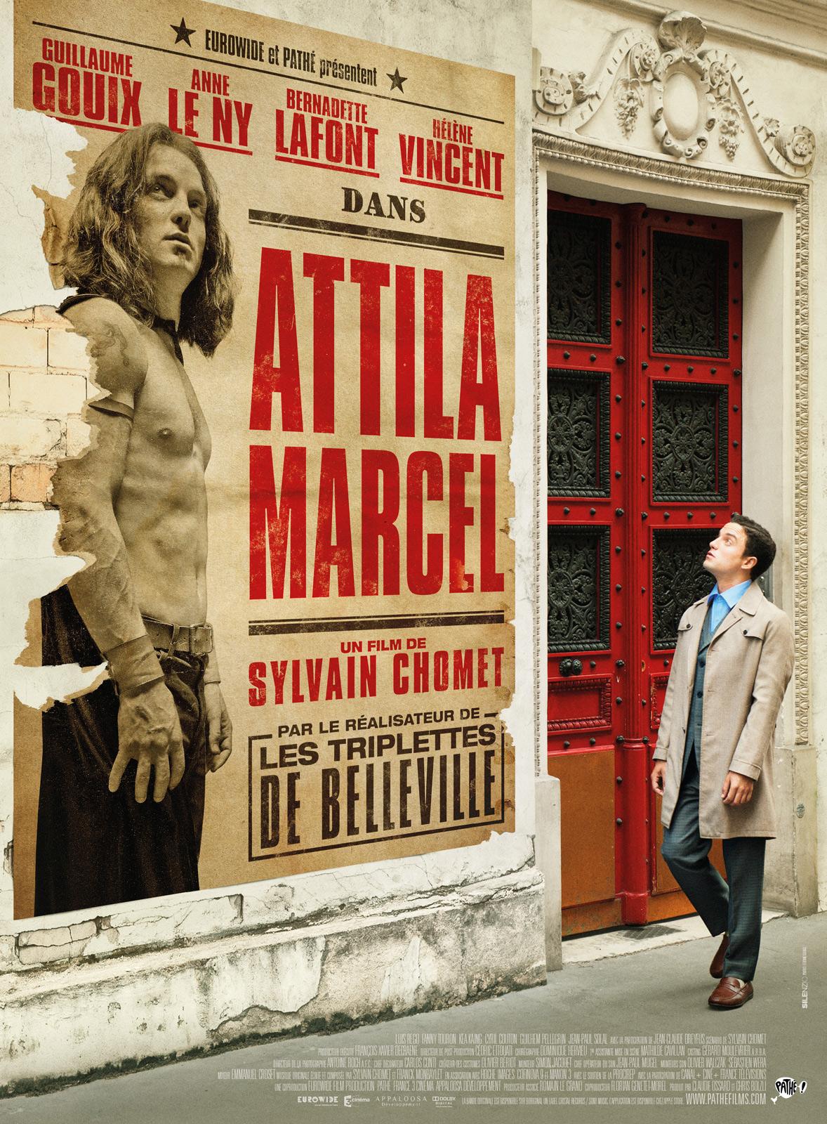 【喜劇】音躍花都線上完整看 Attila Marcel