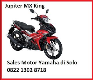 Harga Kredit Motor Yamaha Jupiter MX KING teraru termurah 2017 di Solo