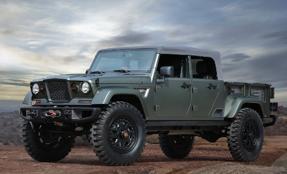 2019 Jeep Wrangler Pickup Reviews and Price