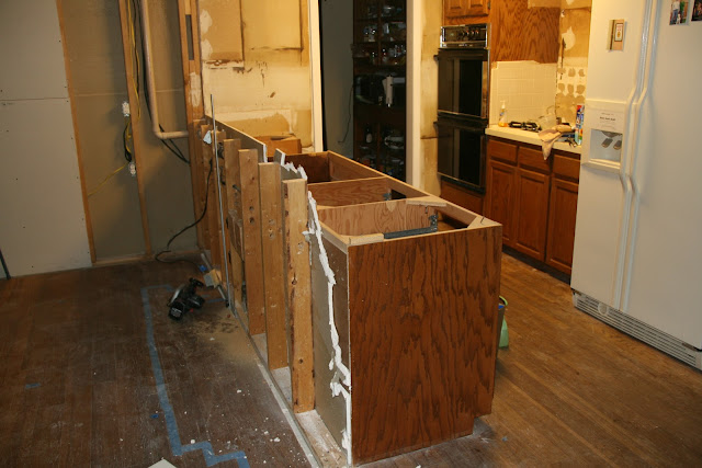 Baer Beginnings Everything Out Including The Kitchen Sink