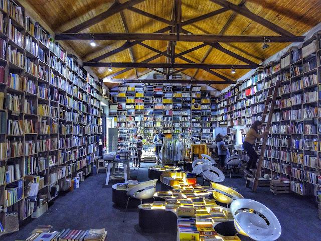 Libreria Obidos Portugal