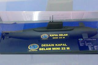 Produksi Kapal Selam Mini (Midget)