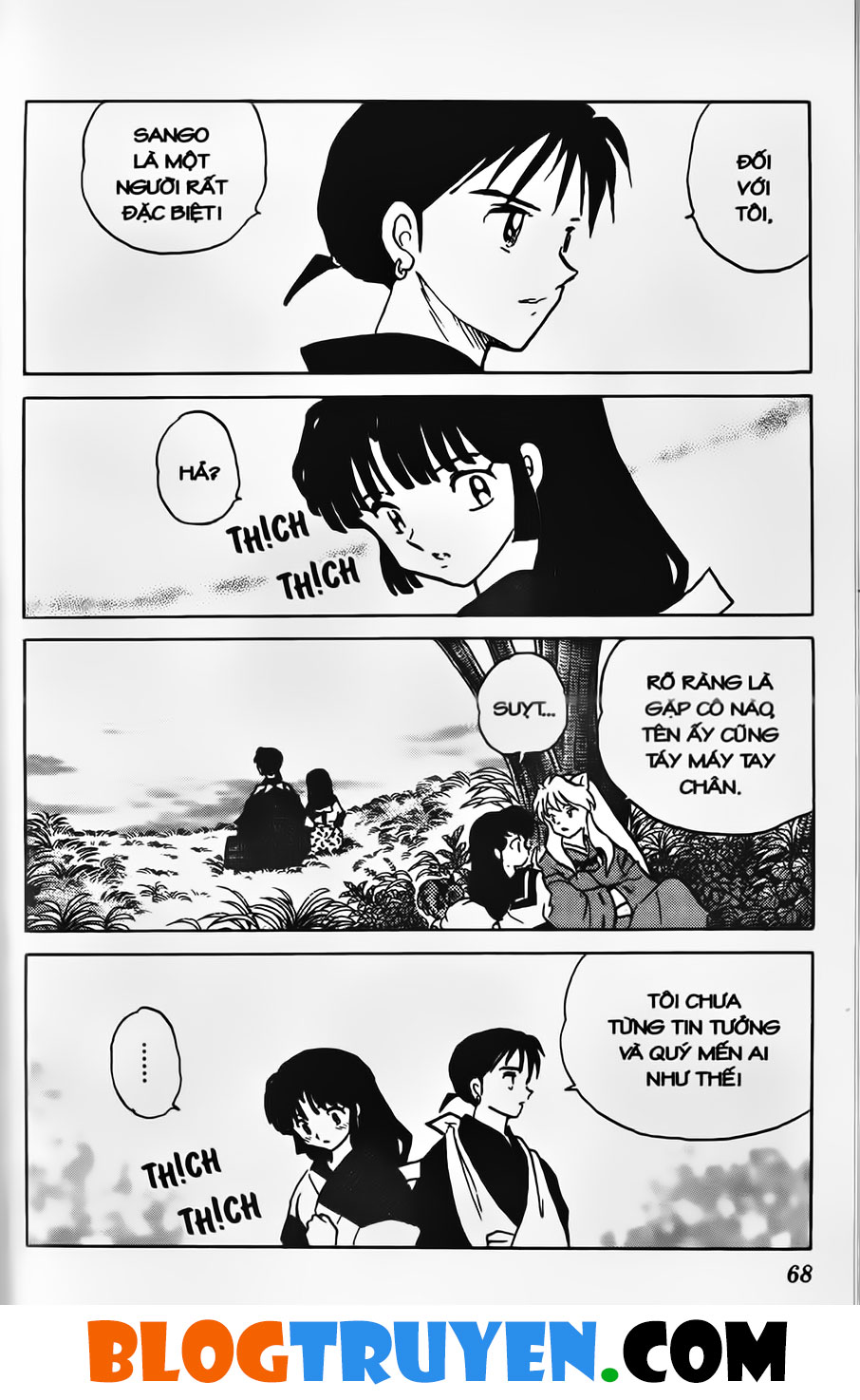 Inuyasha vol 30.4 trang 9