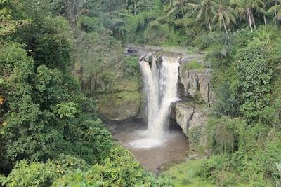 Tegenungan Waterfall Ubud Gianyar Bali