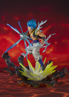 Figuarts ZERO SUPER SAIYAN GOD SUPER SAIYAN GOGETA  -Event Exclusive Color Edition-