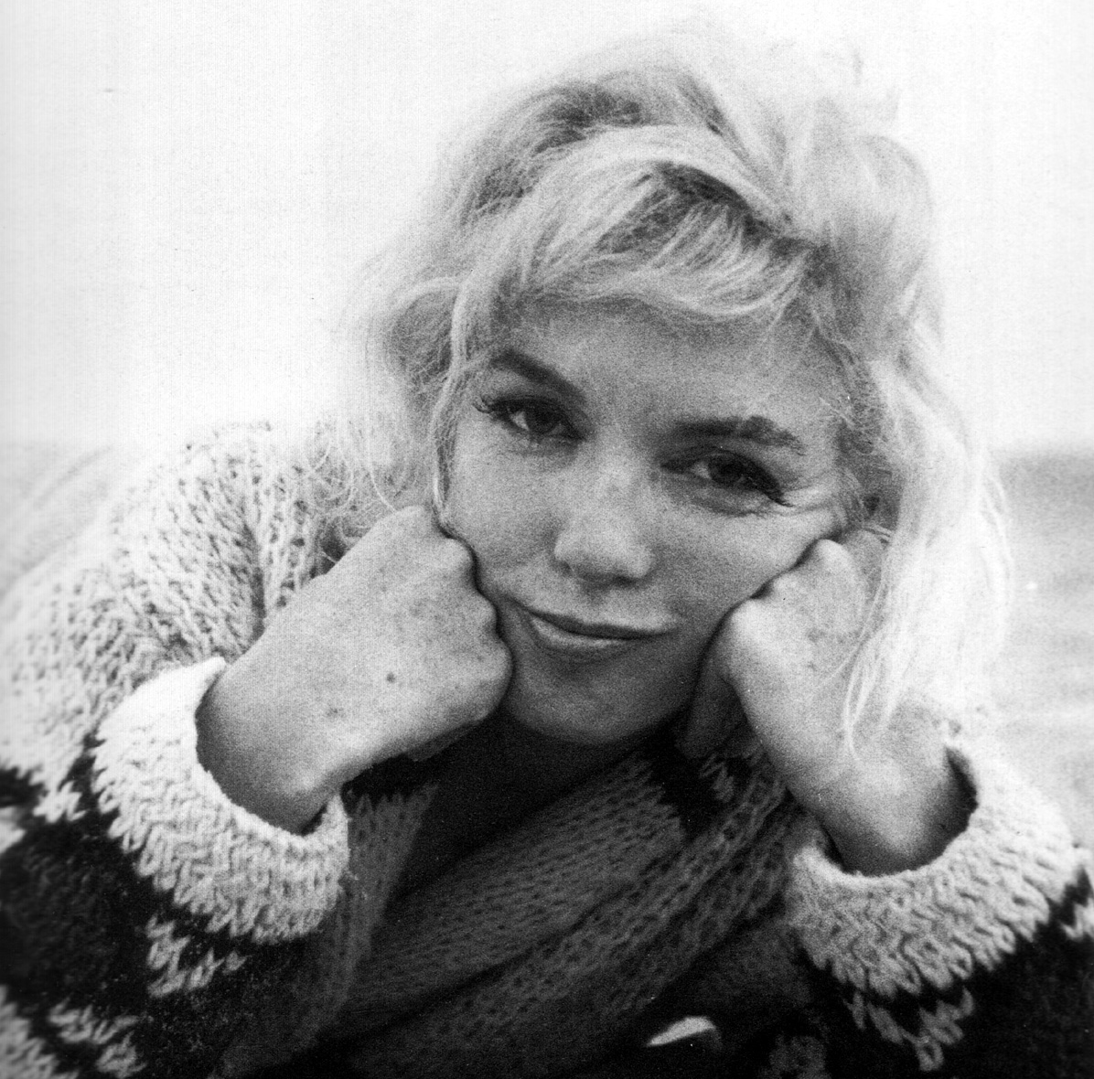 Marilyn Monroe Photos And Quotes: Carroll Bryant: Legends: Marilyn Monroe