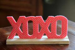 XOXO significado