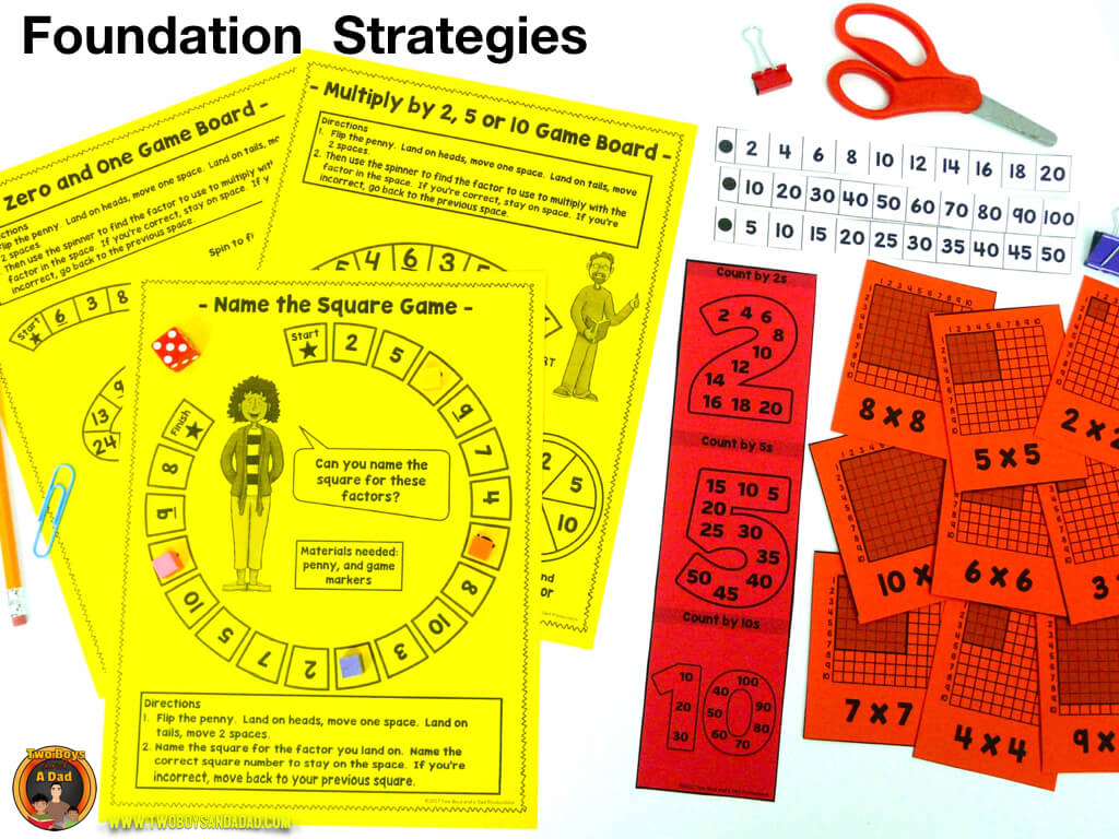 Foundation Strategies