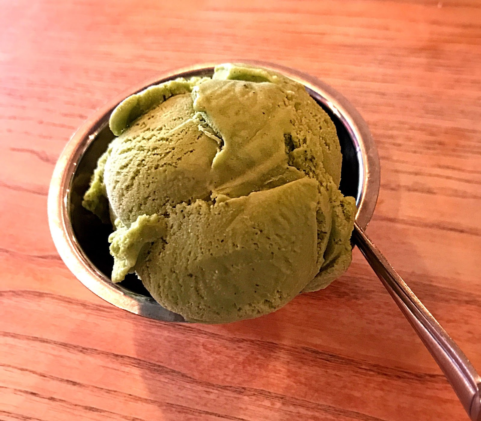 Matcha Green Tea Sorbet - Thaikhun