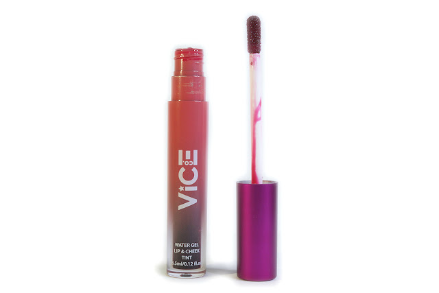 Vice Cosmetics Water Gel Lip and Cheek Tint in Chozzz