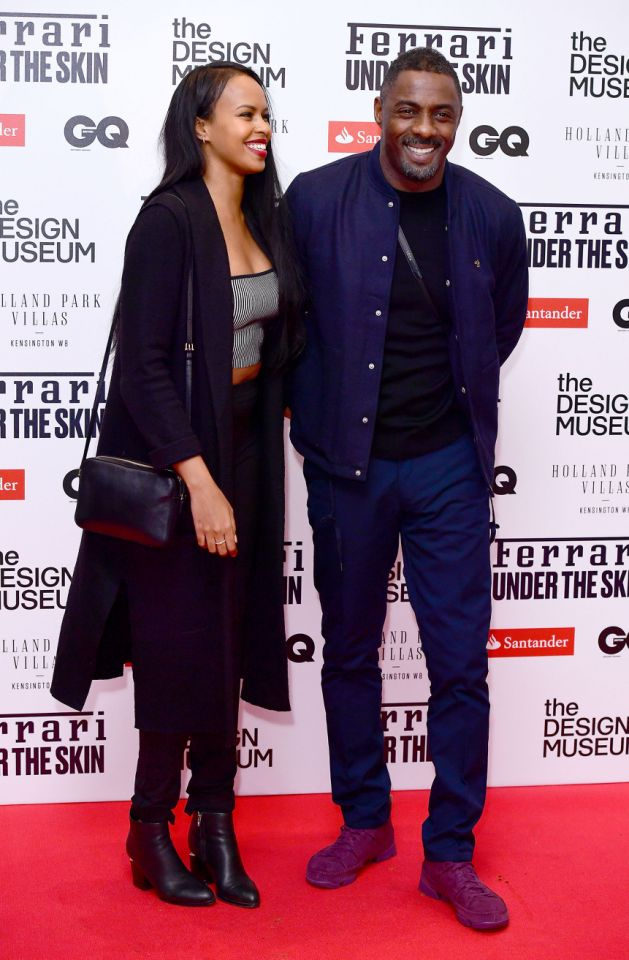 Video: Idris Elba proposes to girlfriend Sabrina Dhowre during screening of new film
